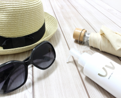 UVカット帽子の選び方