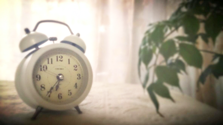 不眠の改善