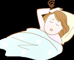 加齢による不眠