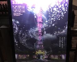 二条城 桜まつり 2018